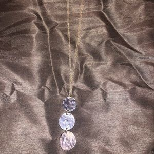 3 for $15- Gently used Express necklace.